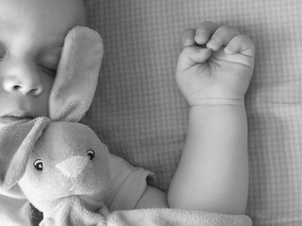 matelas bébé sain