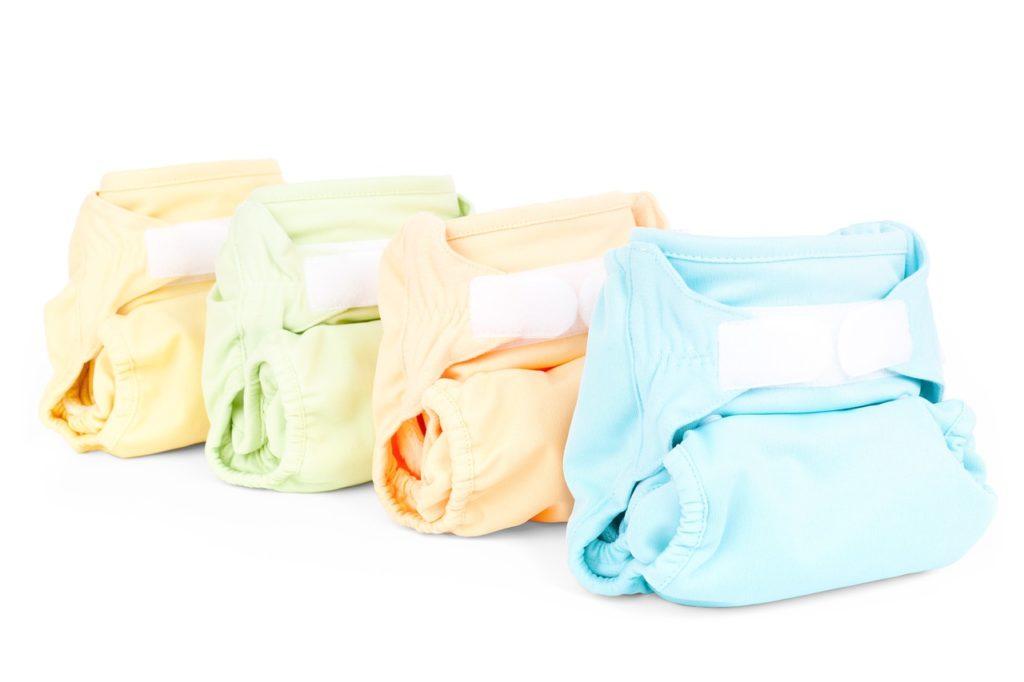 idée cadeau écologique couche bébé lavable