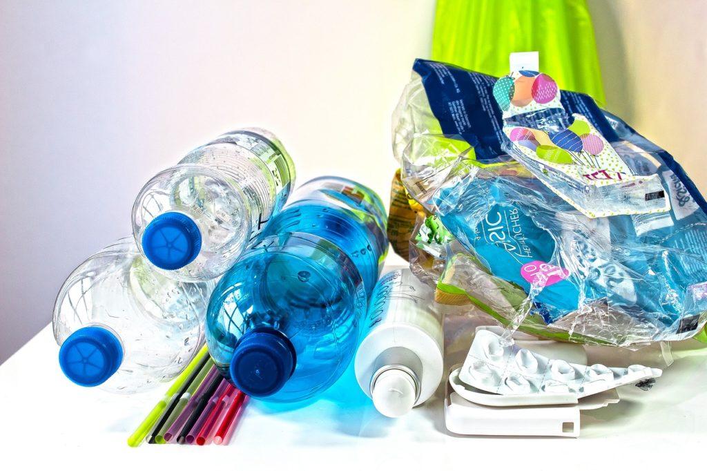 plastique ordure biodégradable recyclage
