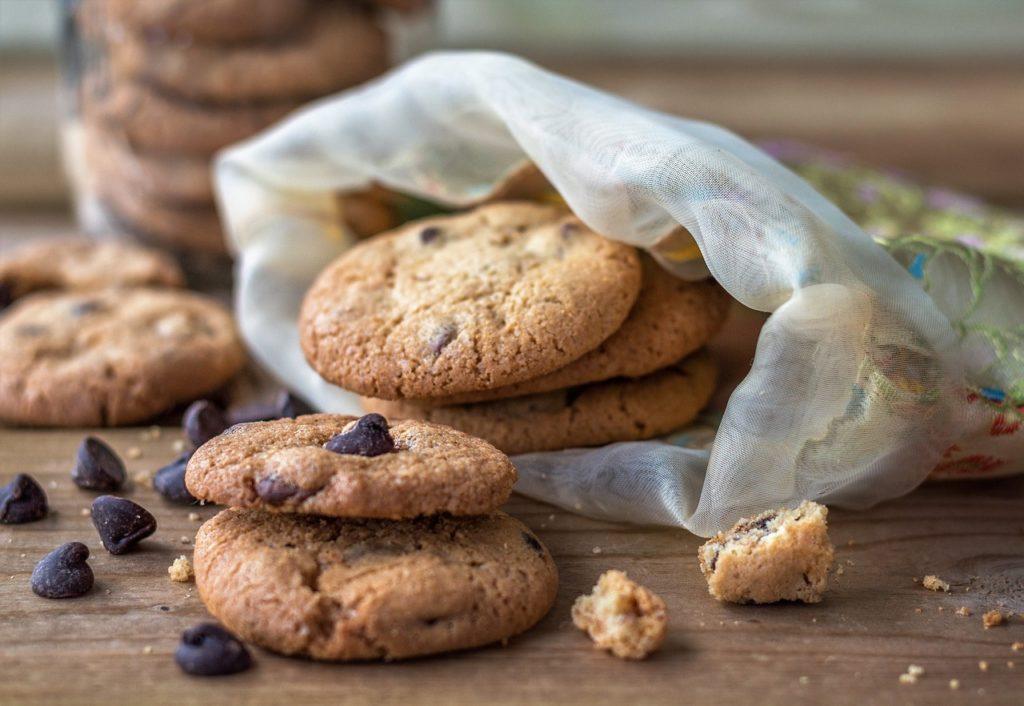 cookies maison goûter enfant bio zéro déchet