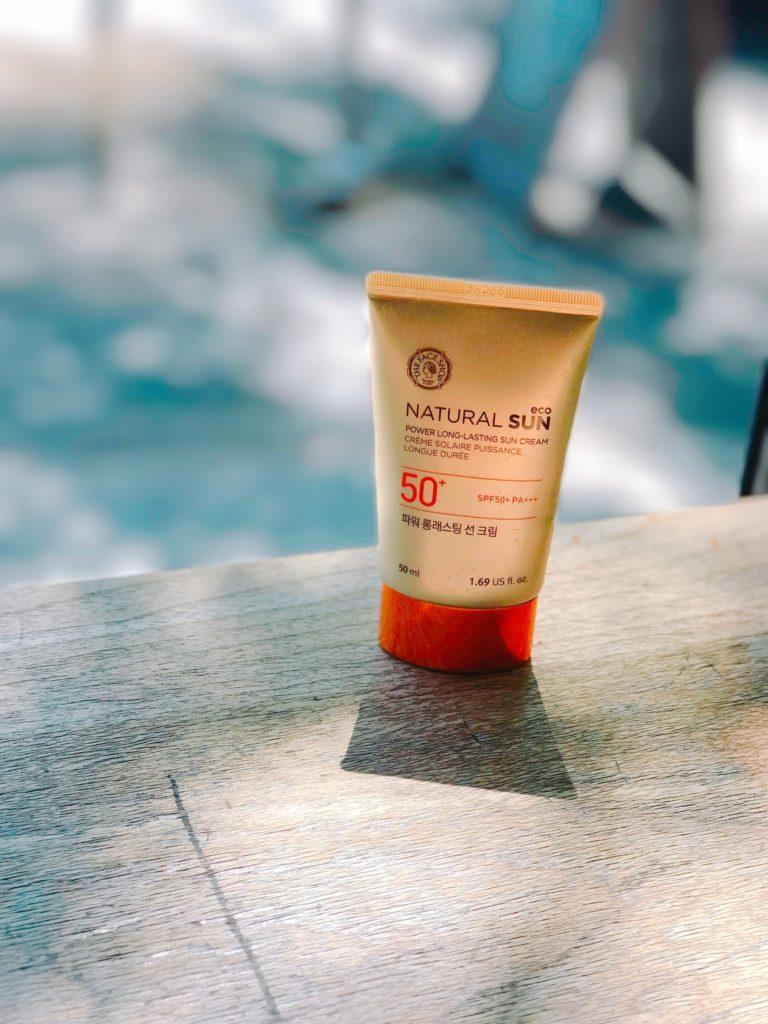 crème solaire bio écologique