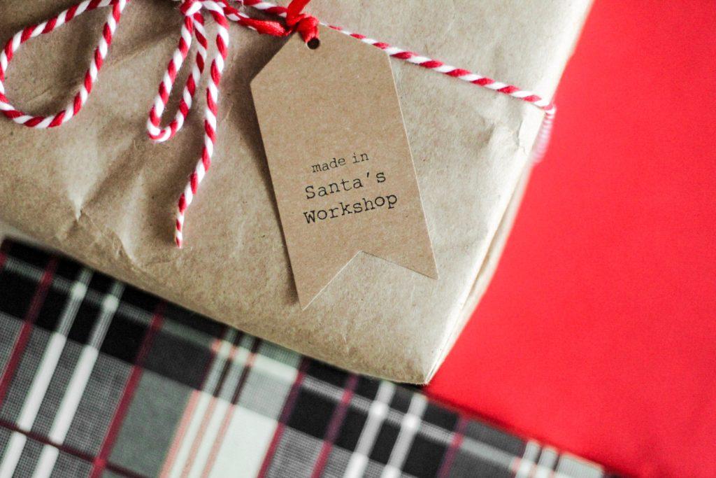 cadeau noel fait maison